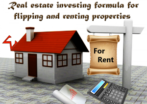 Dc Fawcett Real Estate investing formula for flipping and renting