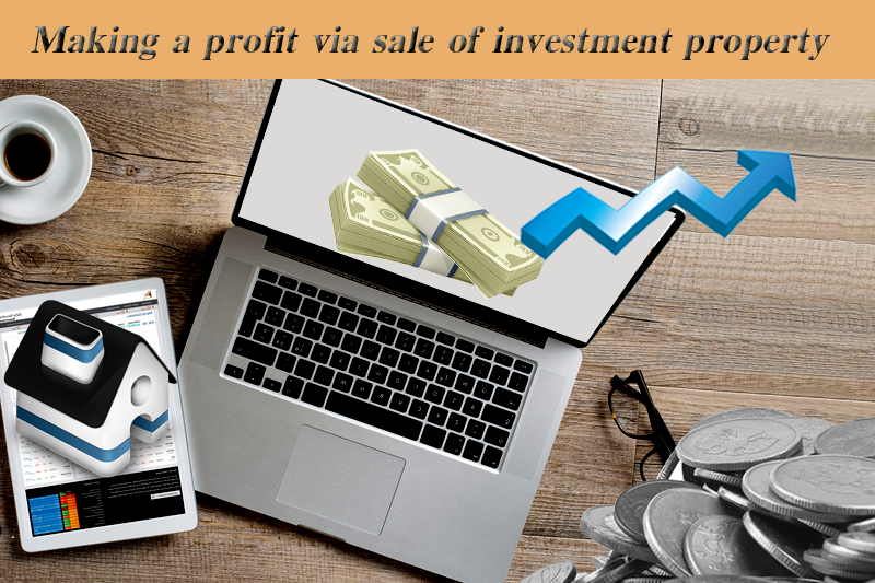 Making-a-profit-via-sale-of-investment-property - Dc Fawcett Reviews