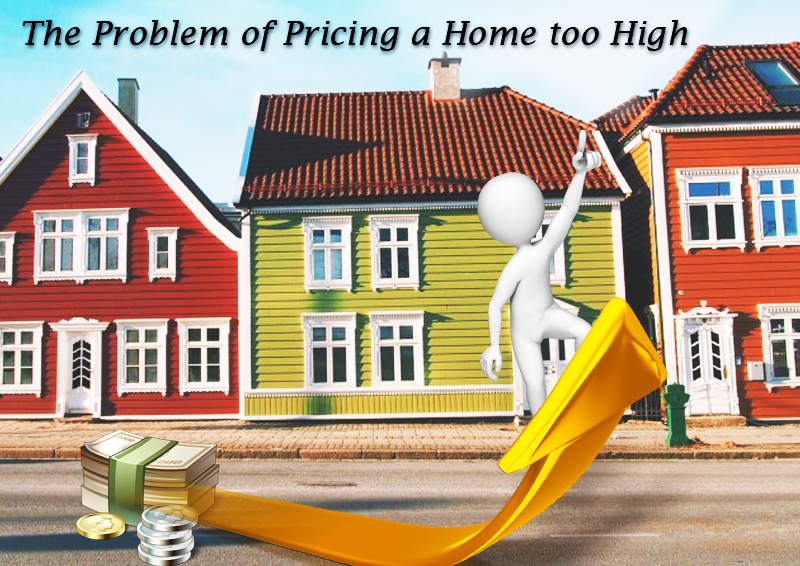 The-Problem-of-Pricing-a-Home-too-High - Dc Fawcett Scam
