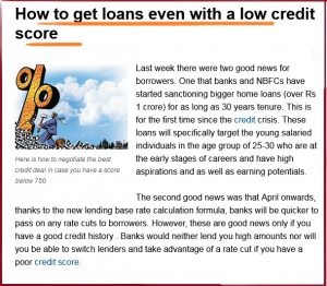 DC Fawcett Real Estate Reviews – Low Credit Score