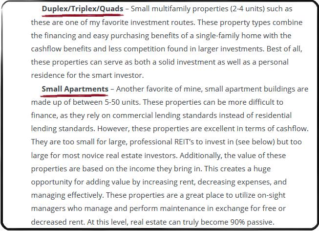 Dc Facwett Real Estate formula 9
